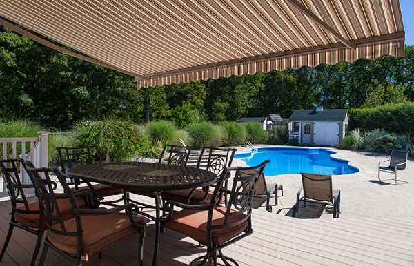 super popular bd7ac 2d51a Our retractable and motorized patio awnings and shades are ...