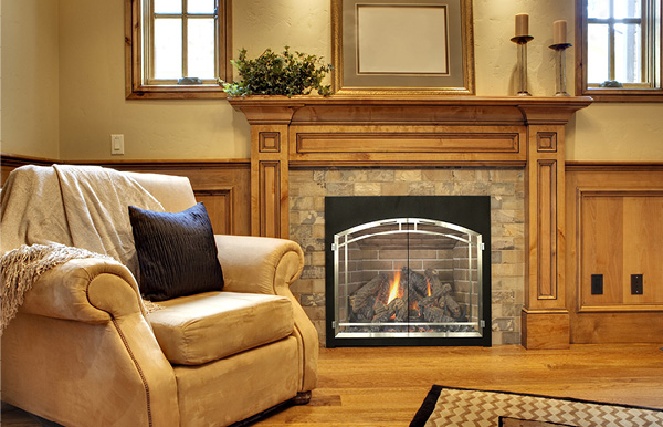 Shop Quality Fireplaces Wood Gas Electric