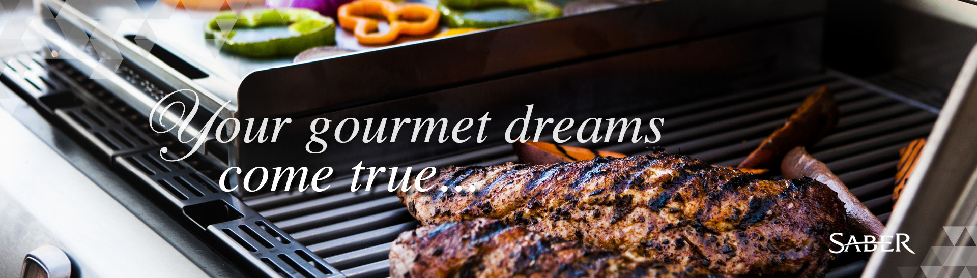 Your gourmet dreams come true