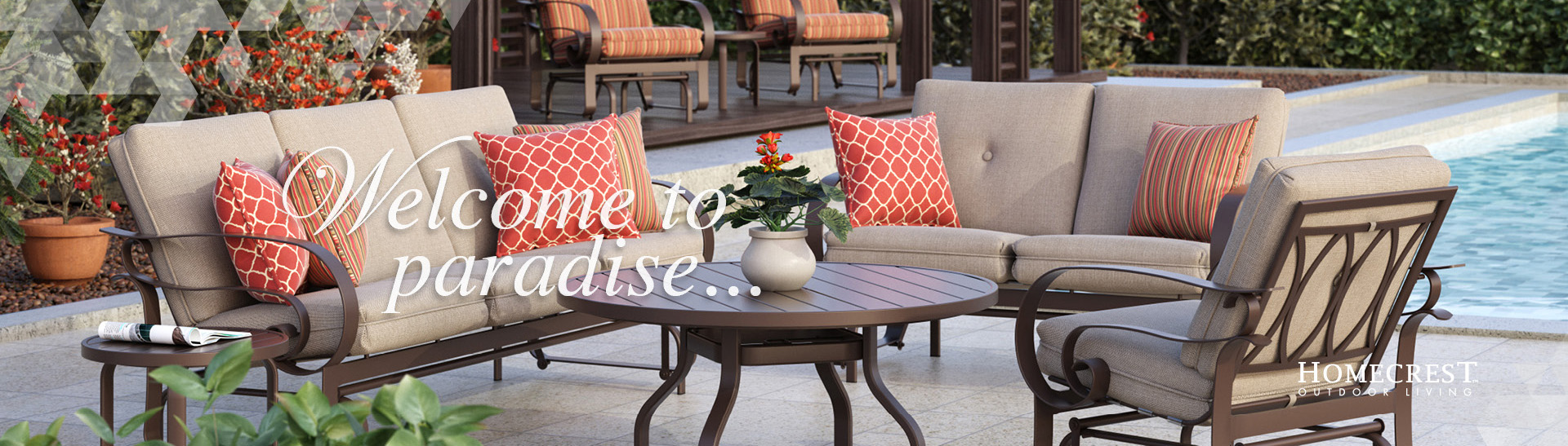 Looking for stylish and durable outdoor, patio and garden ...